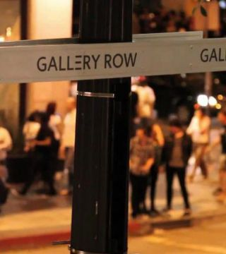 Gallery Row